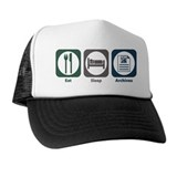 Eat Sleep Archives Trucker Hat