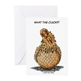 WTC Chicken Greeting Cards (Pk of 20)