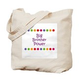 Big Brother Power Tote Bag