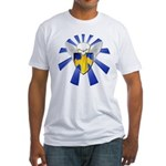 Swedish Defender Fitted T-Shirt