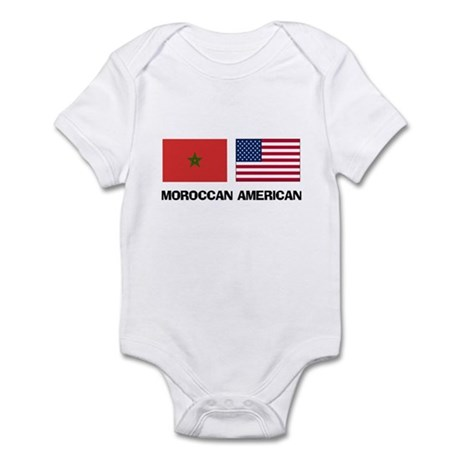 Moroccan American Infant Bodysuit
