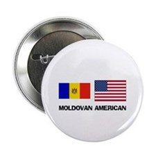 "Moldovan American 2.25"" Button (10 pack)"
