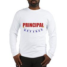 Retired Principal Long Sleeve T-Shirt