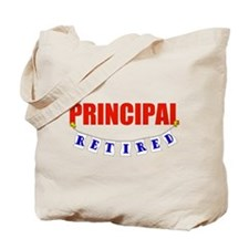 Retired Principal Tote Bag