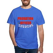 Retired Probation Officer T-Shirt