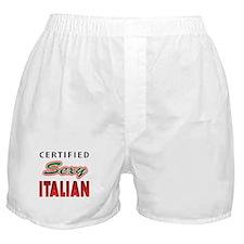 Sexy Italian Boxer Shorts