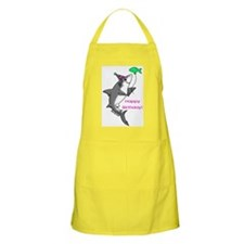 Birthday Shark BBQ Apron
