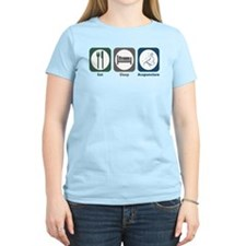 Eat Sleep Acupuncture T-Shirt