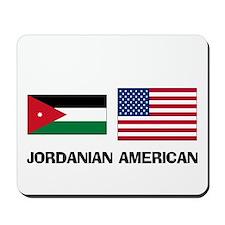Jordanian American Mousepad