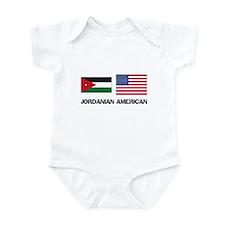 Jordanian American Infant Bodysuit