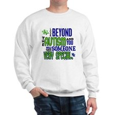 Look Beyond 1.1 (AUTISM) Sweatshirt