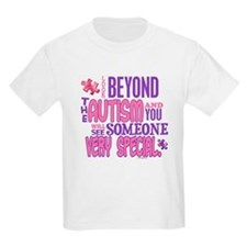Look Beyond 1.4 (AUTISM) T-Shirt