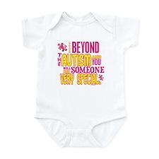 Look Beyond 1.2 (AUTISM) Infant Bodysuit