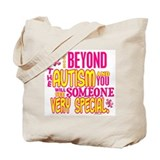 Look Beyond 1.2 (AUTISM) Tote Bag