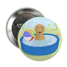 "Golden Summertime 2.25"" Button (10 pack)"