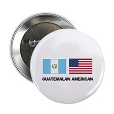 "Guatemalan American 2.25"" Button (10 pack)"