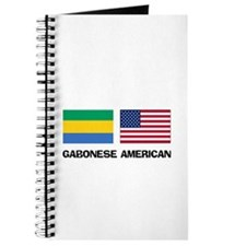 Cute Gabonese travel Journal