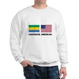 Cute Gabon girl Sweatshirt