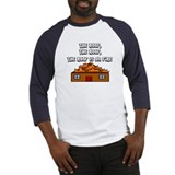 The Roof Is On Fire Baseball Jersey