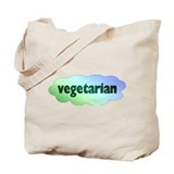 VEGETARIAN Tote Bag