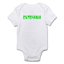 Estefania Faded (Green) Onesie