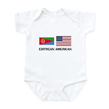 Eritrean American Infant Bodysuit