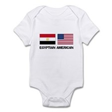 Egyptian American Infant Bodysuit