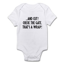 That's a Wrap Infant Bodysuit