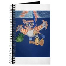 Snorkel, Snorkeling Cat Journal