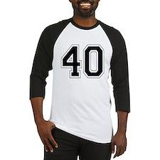 40 Baseball Jersey