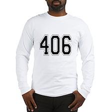 406 Long Sleeve T-Shirt