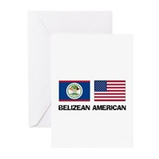 Belizean American Greeting Cards (Pk of 10)