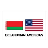Belarusian American Postcards (Package of 8)