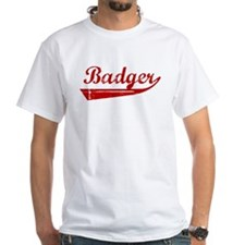 Badger (red vintage) Shirt