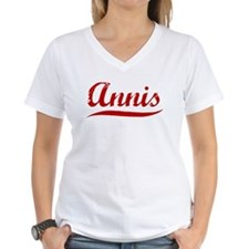 Annis (red vintage) Shirt
