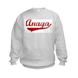 Anaya (red vintage) Sweatshirt