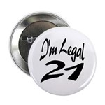 I'm Legal 21 Button