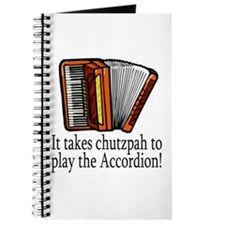 Accordion Player Journal
