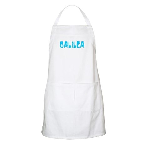 Galilea Faded (Blue) BBQ Apron