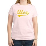 Vintage Alex (Orange) T-Shirt