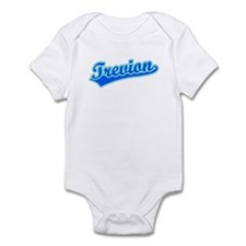 Retro Trevion (Blue) Infant Bodysuit