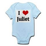 I Love Juliet Onesie