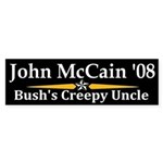 John McCain, Bush's Creepy Uncle
