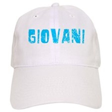 Giovani Faded (Blue) Baseball Cap