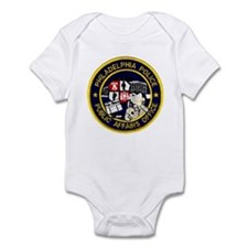 Philly PD P.A.O. Infant Bodysuit