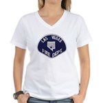 Las Vegas FD Women's V-Neck T-Shirt