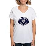 Las Vegas FD Women's V-Neck T-Shirt