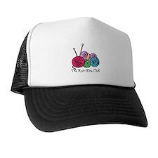 Knit Wits Club Trucker Hat