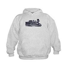 Locomotive (Blue) Hoody