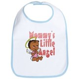 Mom's Angel BF Bib